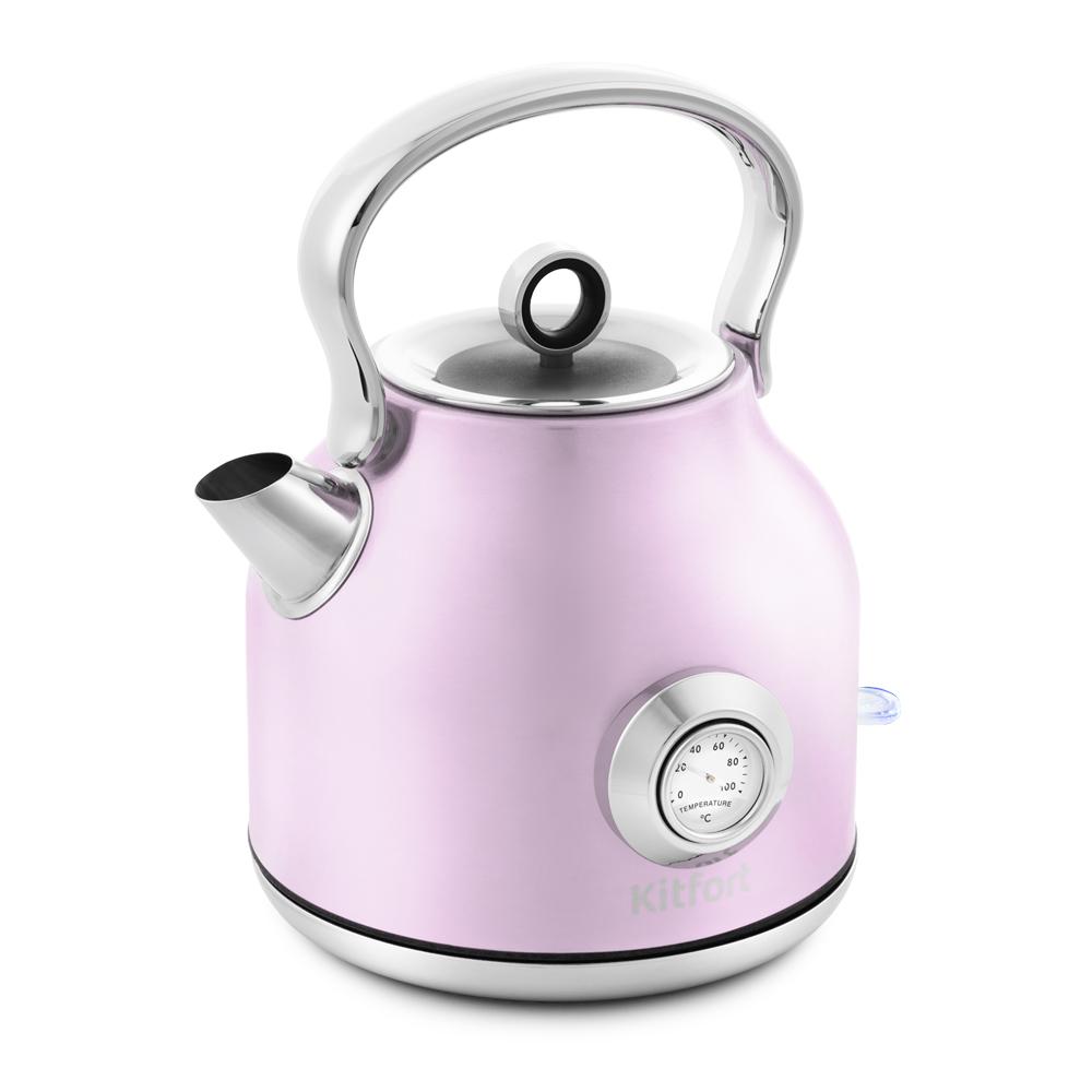 Чайник электрический Kitfort КТ-673-4 фото