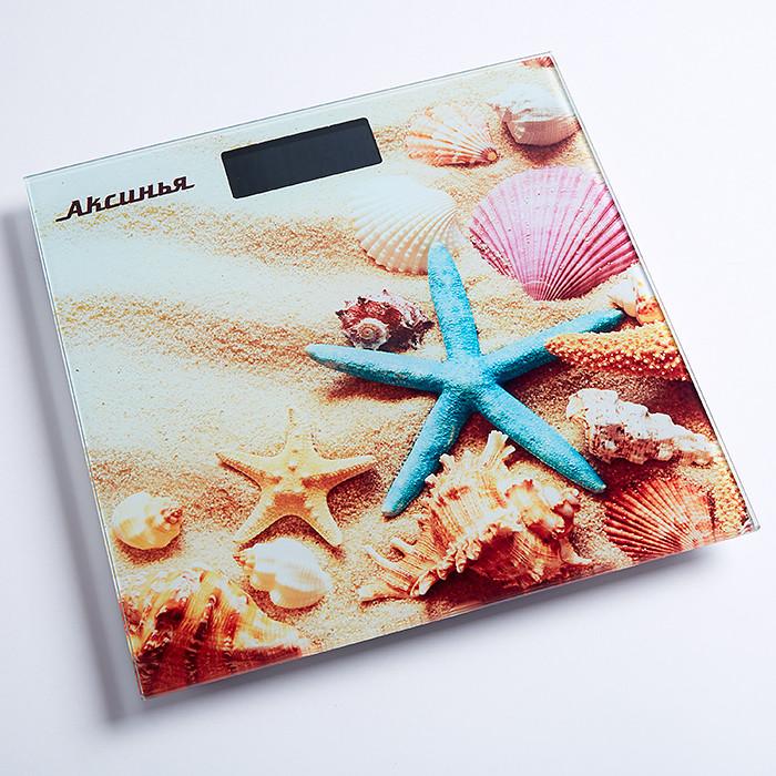 Весы напольные электронные Аксинья КС-6007