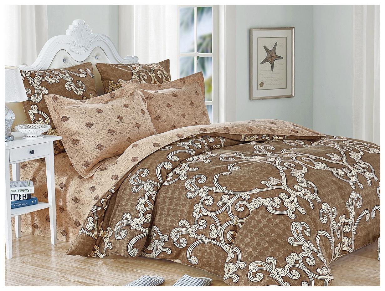 Постельное белье Satin de\' Luxe Cleo 469-SK 2-спальное