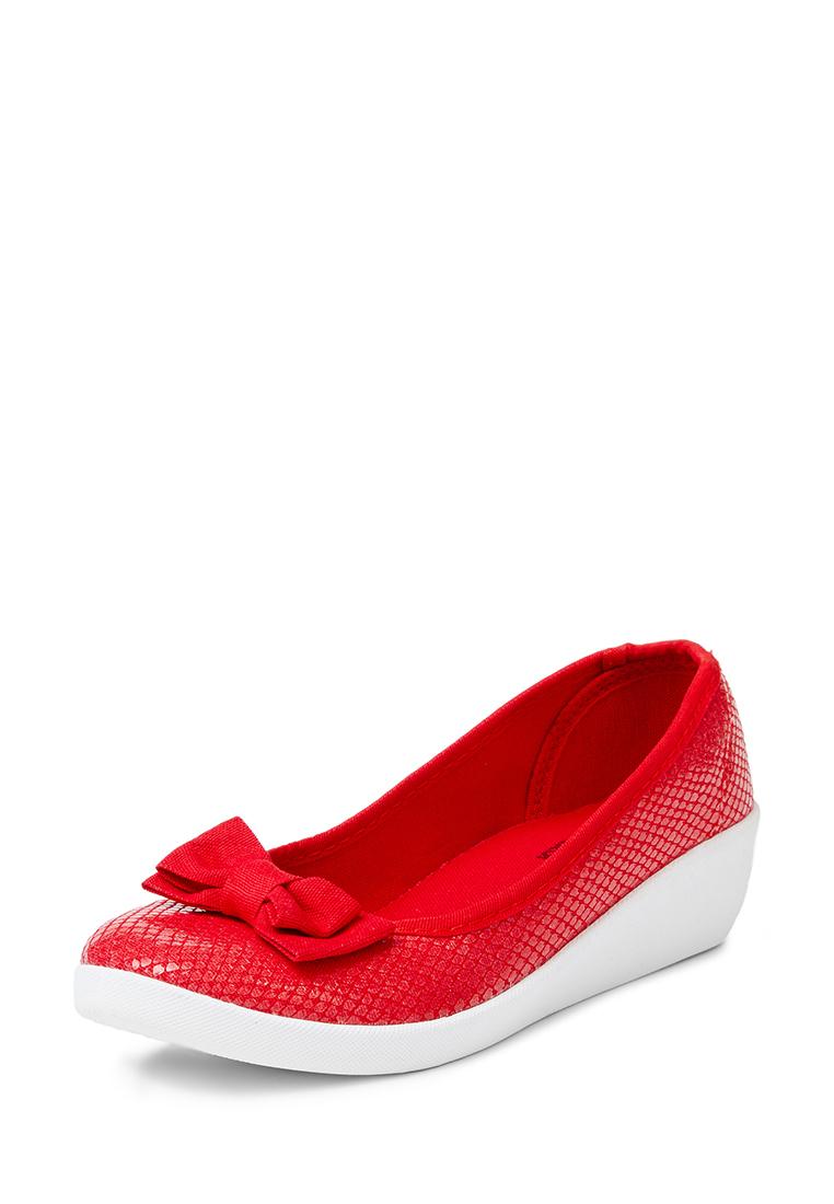 Балетки женские T.Taccardi B 321002 красные