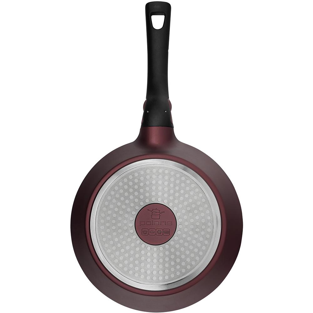 Сковорода Burgundy-28FD без крышки 28 см