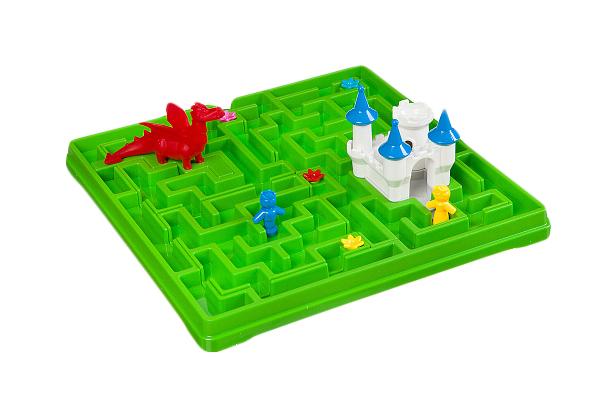 Bondibon Логическая игра Bondibon. Спящая красавица, арт. ВВ3333 фото