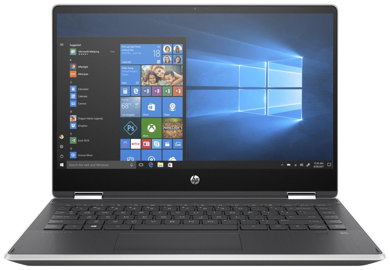Ноутбук трансформер HP Pavilion x360 14 dh0019ur