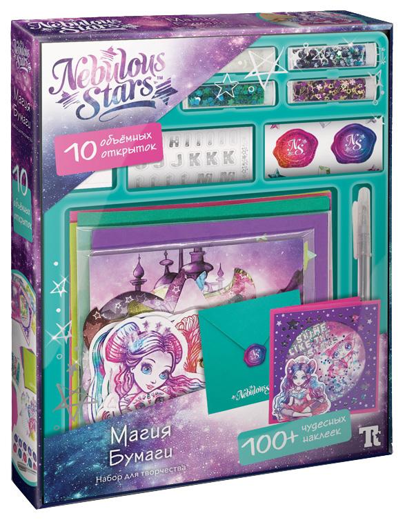 Купить Набор для творчества NEBULOUS STARS 11109 Создание открыток, Наборы для рисования