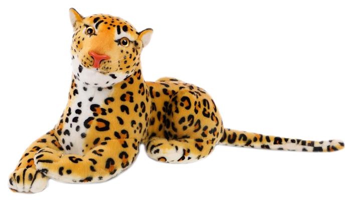Купить Мягкая игрушка Sima-Land Леопард 3919559, Мягкие игрушки животные