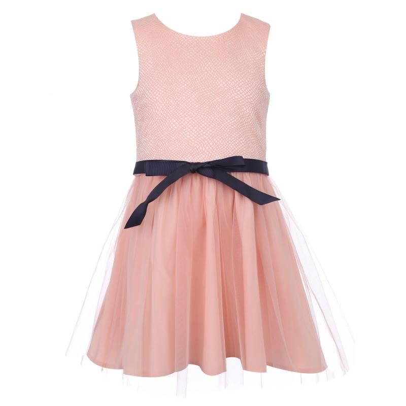 Купить Платье Goldy, цв. персиковый, 98 р-р, Детские платья и сарафаны