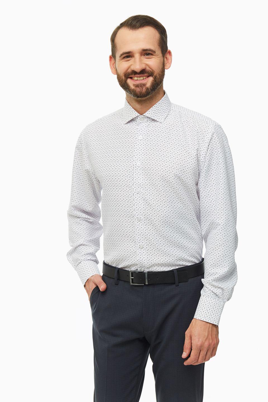 Рубашка мужская Conti Uomo 1135-5-06 разноцветная L