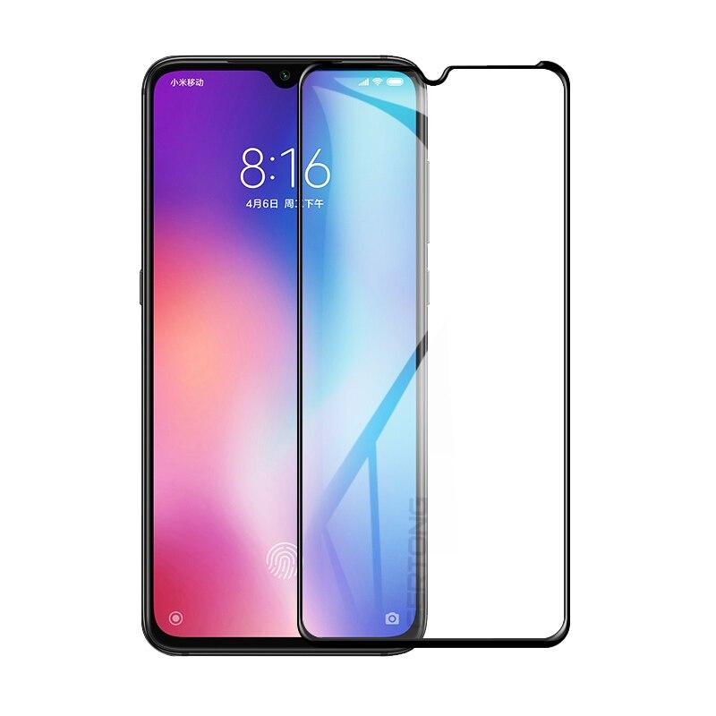 Защитное стекло InterStep IS-TG-XIA00MIA3-02AFB0-MVGD00 для смартфона Xiaomi Mi A3