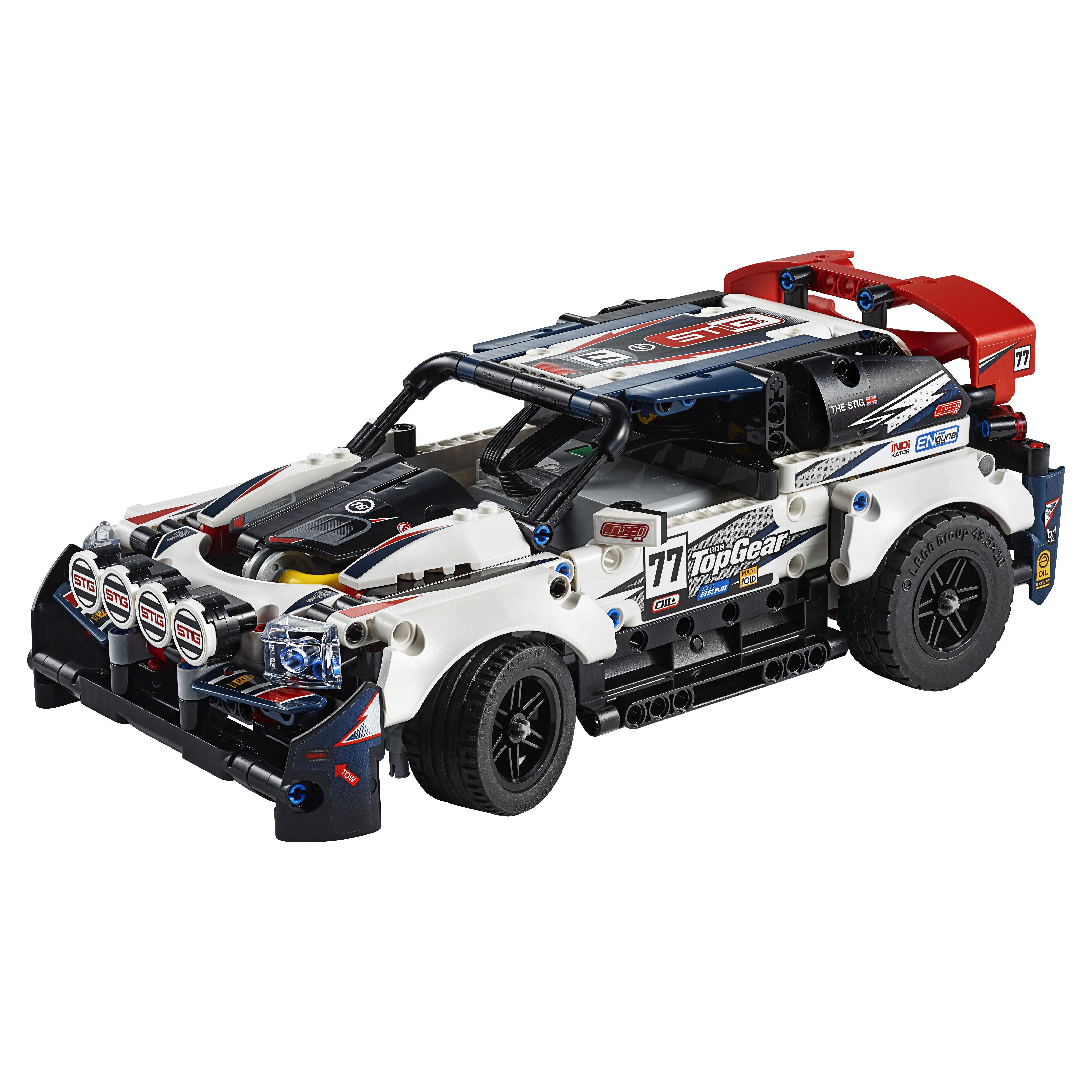 Конструктор LEGO Technic 42109 Гоночный автомобиль