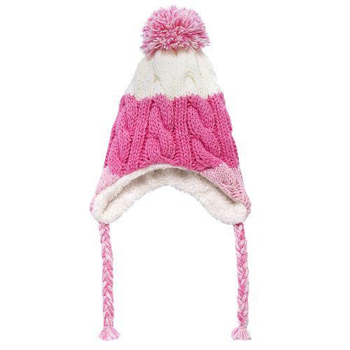 Купить Шапка Chicco Bruken для мальчиков р.3 цвет розовый, Детские шапки