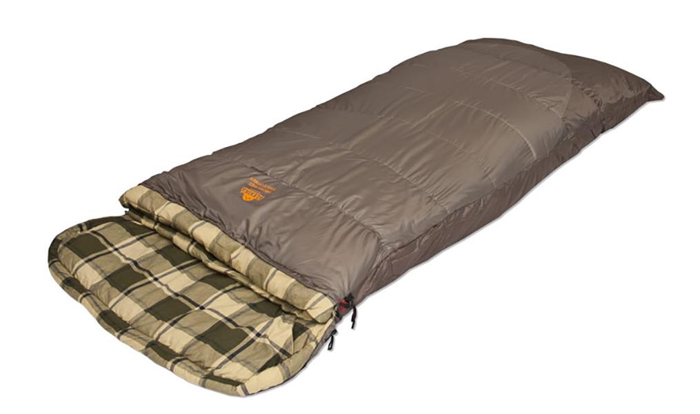 Спальный мешок-одеяло Alexika Siberia Wide Transformer 9255-01072-gray-left
