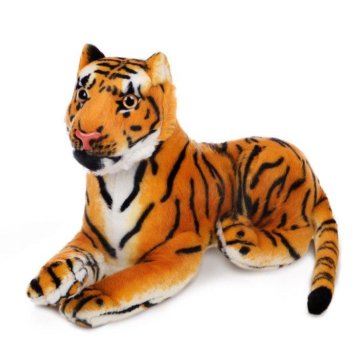 Купить Мягкая игрушка Тигр 26 см, Sima-land, Мягкие игрушки животные