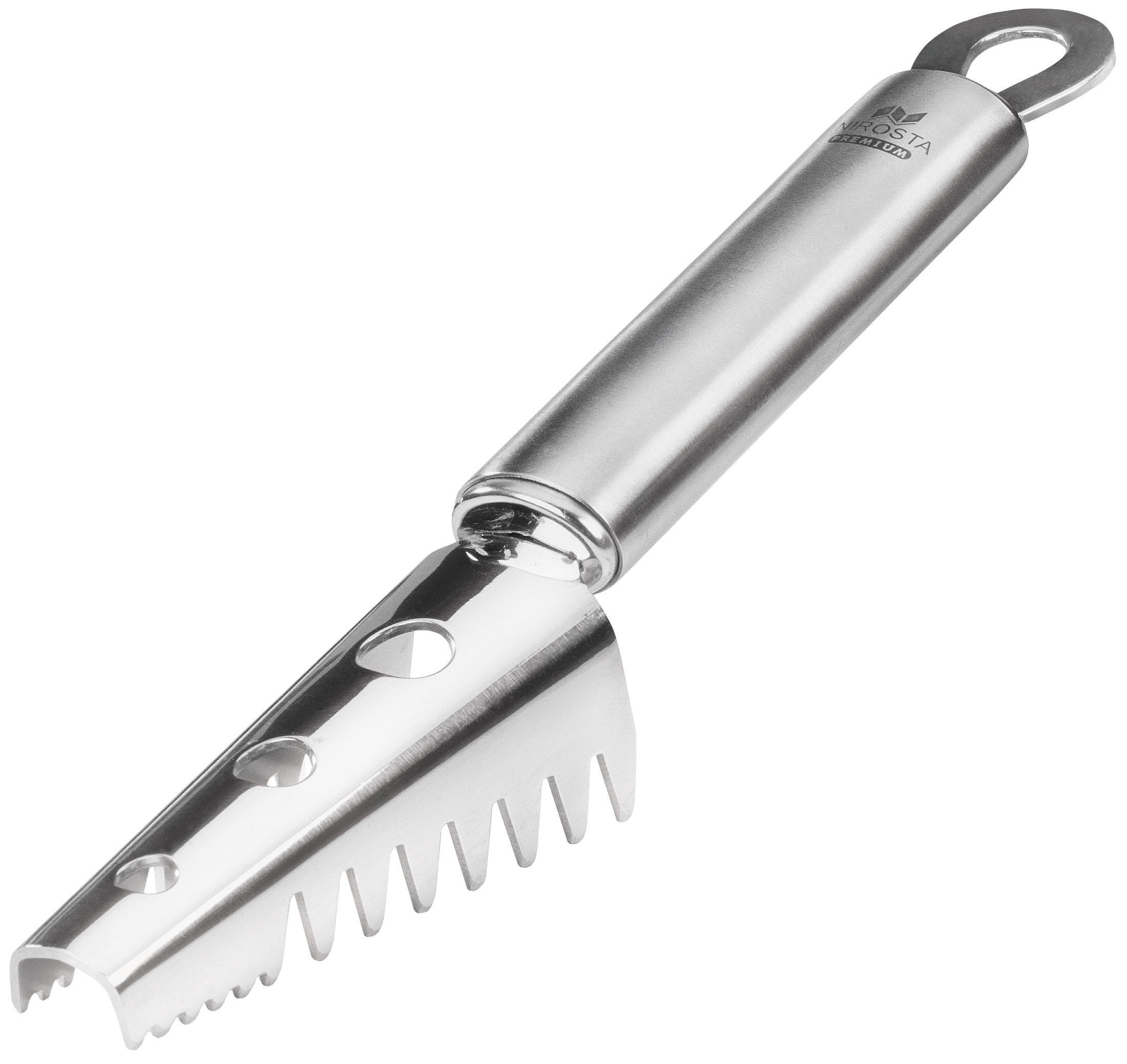 Нож для чистки рыбы FACKELMANN 20см NIROSTA фото