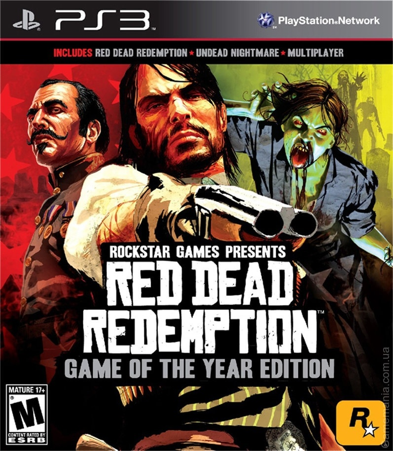 Игра Red Dead Redemption Game of