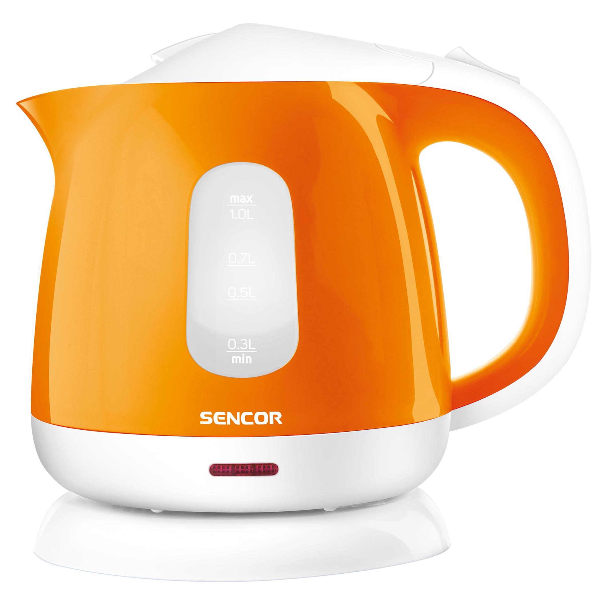 Чайник электрический Sencor SWK 1013OR