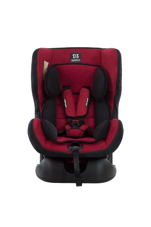 Автокресло детское Farfello, цв. красно-чёрный GE-Bв 1