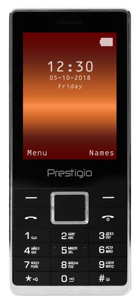 Мобильный телефон Prestigio Muze K1 Black