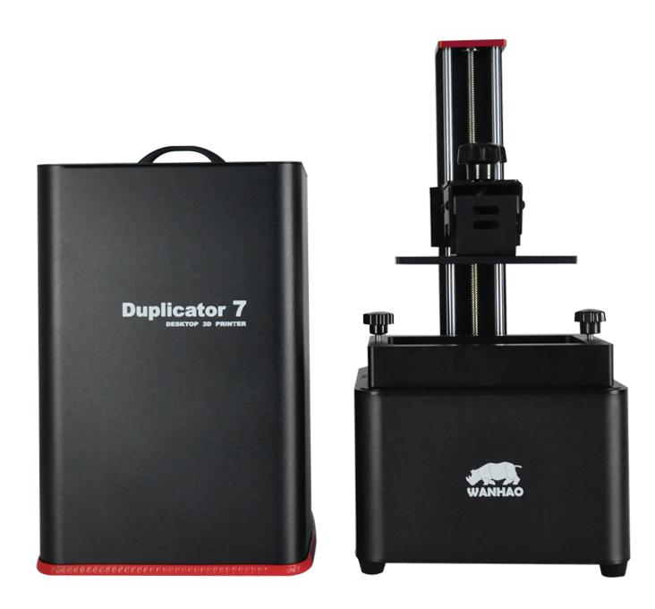 3D принтер Wanhao Duplicator 7 v 1.5 D7 v 1.5