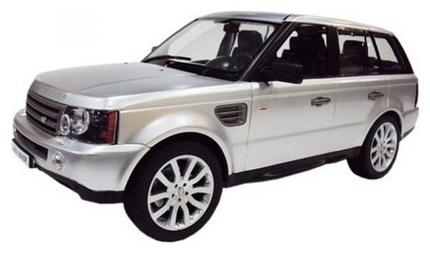 Радиоуправляемая машинка Rastar Range Rover Sport 1:24 серебристая