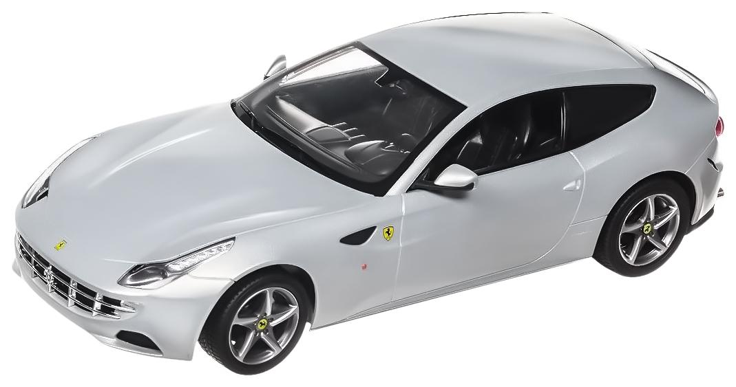 Радиоуправляемая машинка Rastar Ferrari FF 1:24 серебристая