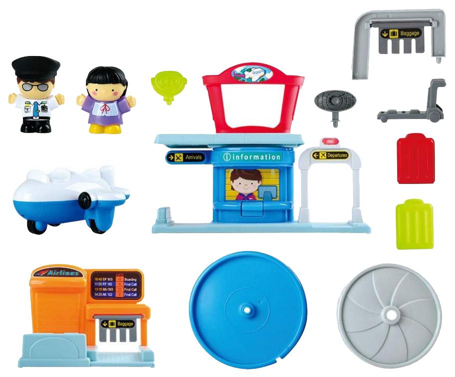 Набор игровой Playgo Toys Аэропорт фото