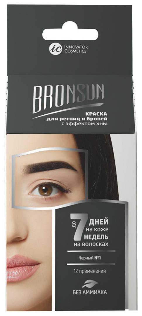 Краска для бровей Innovator Cosmetics BRONSUN