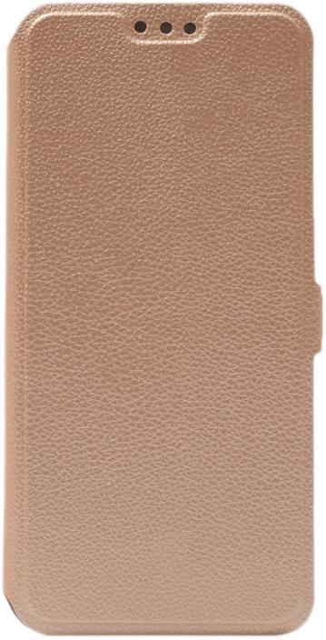 Чехол GOSSO CASES Book Type UltraSlim для Samsung Galaxy S9 золотой