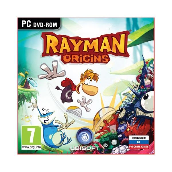 Игра Rayman Origins для PC фото