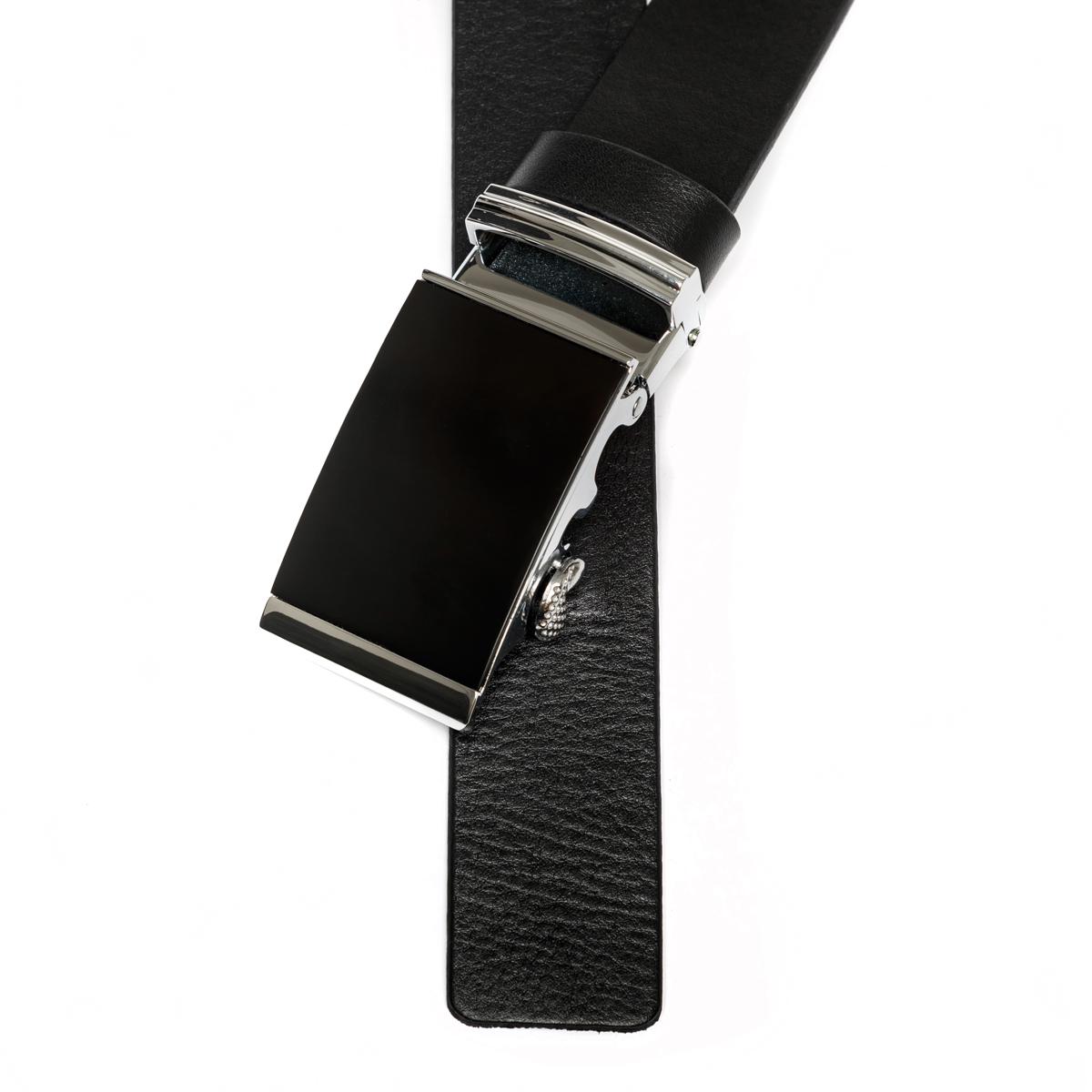 Ремень мужской LAKESTONE 1094231/BL черный 95 см