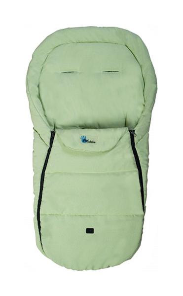 Купить Демисезонный конверт Altabebe Lifeline Polyester 95 x 45 AL2450L Light Green, Конверты в коляску