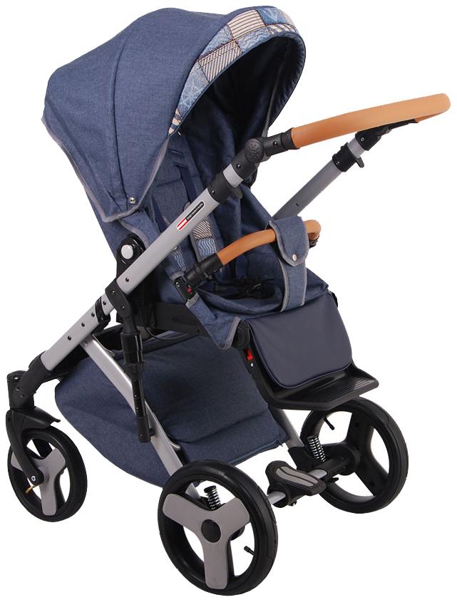 Купить Коляска 2 в 1 Lonex Comfort Carrello Blue Sea, Детские коляски 2 в 1