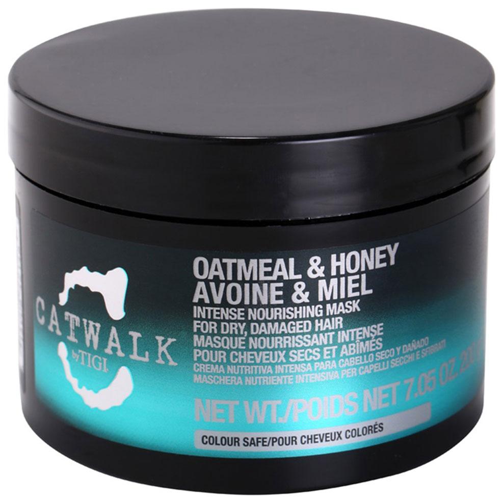 Купить Маска для волос Tigi Catwalk Oatmeal & Honey Nourishing 200 мл