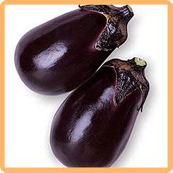 Семена Баклажан салатный Мизунотакуми F1, 5