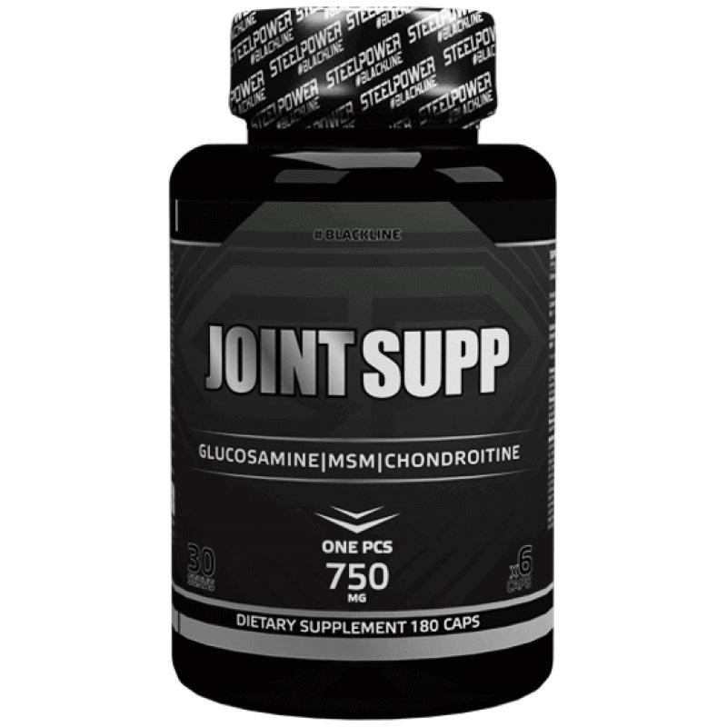 Комплексное средство Steel Power Nutrition Nutrition Joint Supp 180 капсул фото
