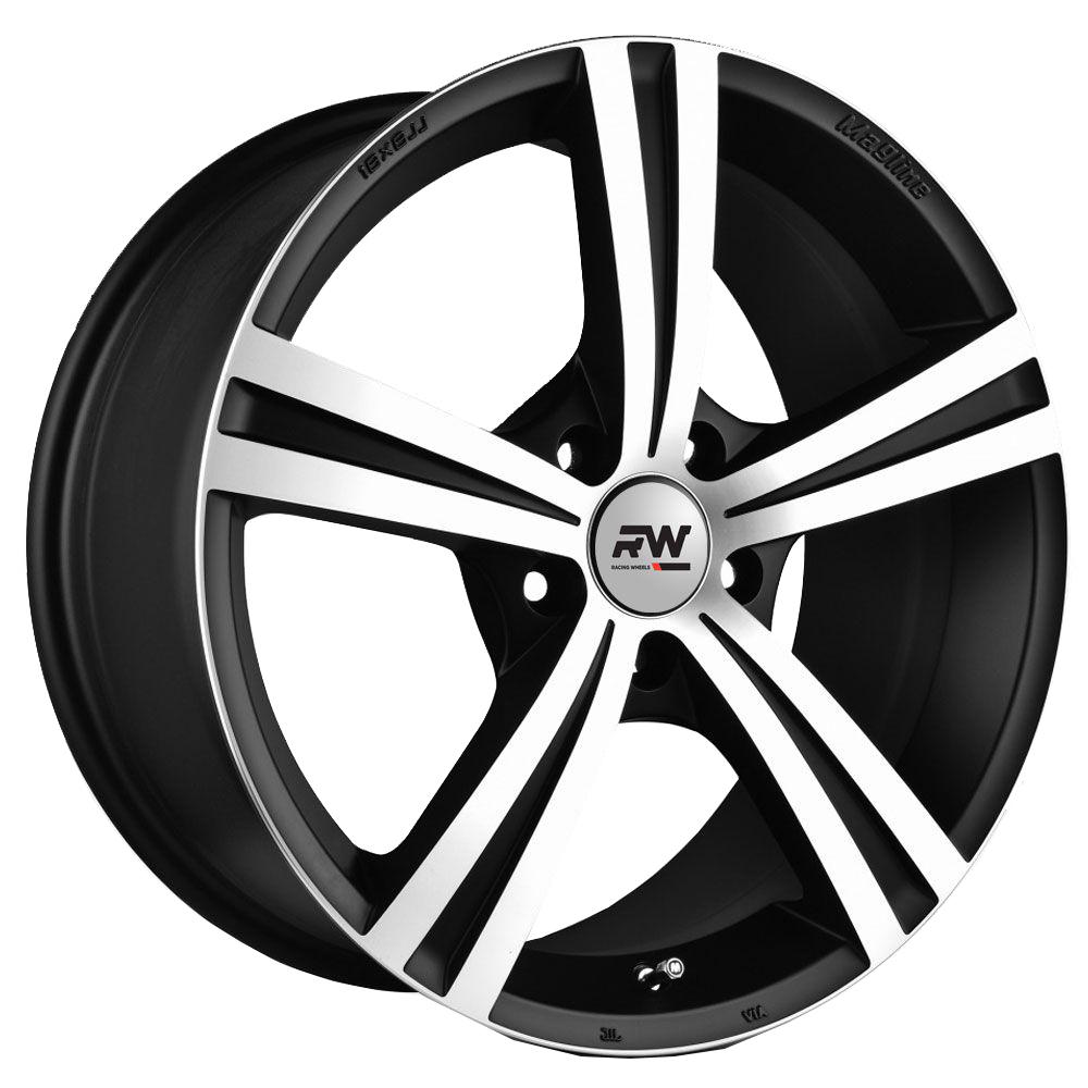 Колесные диски Racing Wheels R16 7J PCD5x112 ET40 D57.1 87540579902 фото