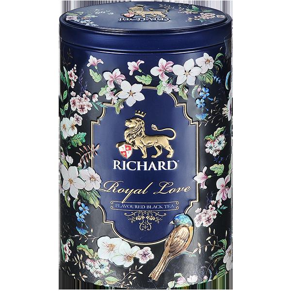 Чай черный Richard royal love листовой фото