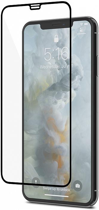Защитное стекло Moshi для Apple iPhone XR Black IonGlass