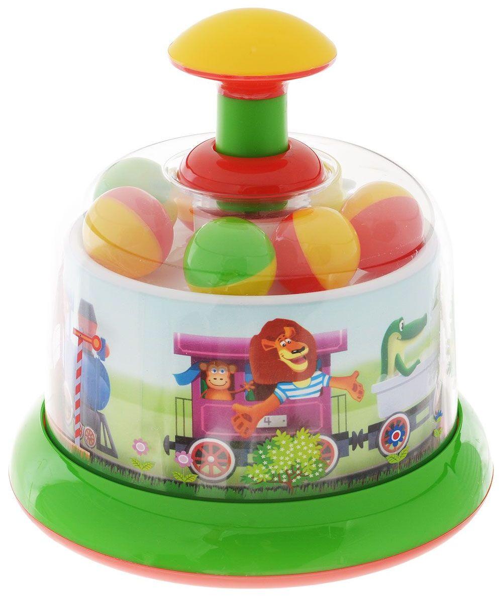 Купить Развивающая игрушка Stellar Юла-карусель Панорама 01375, Развивающие игрушки