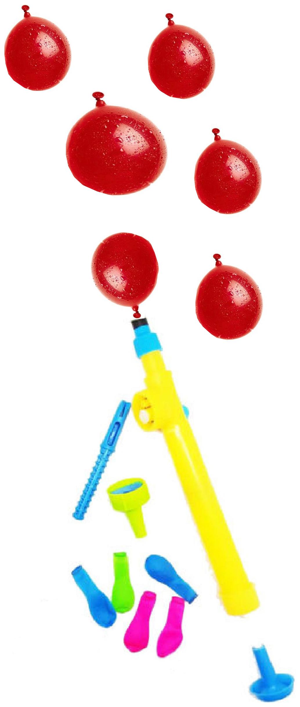 Игрушечное оружие Shantou Yisheng Водные бомбочки с насосом Shantou Gepai