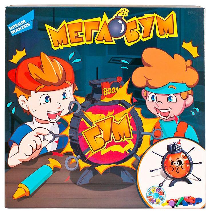 Купить Настольная игра Мега Бум B3110, Dream Makers, Семейные настольные игры
