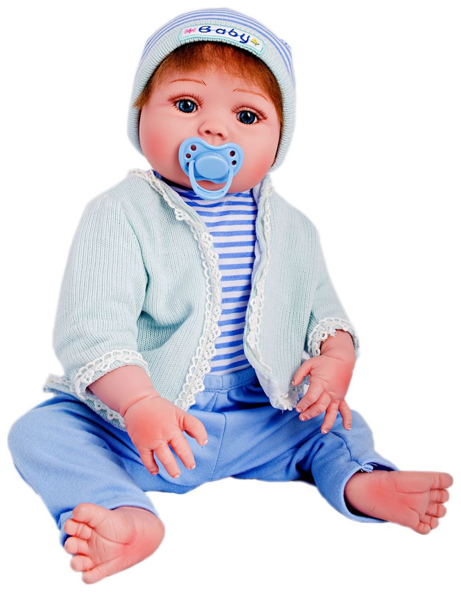 Кукла Reborn-Kids Мирон