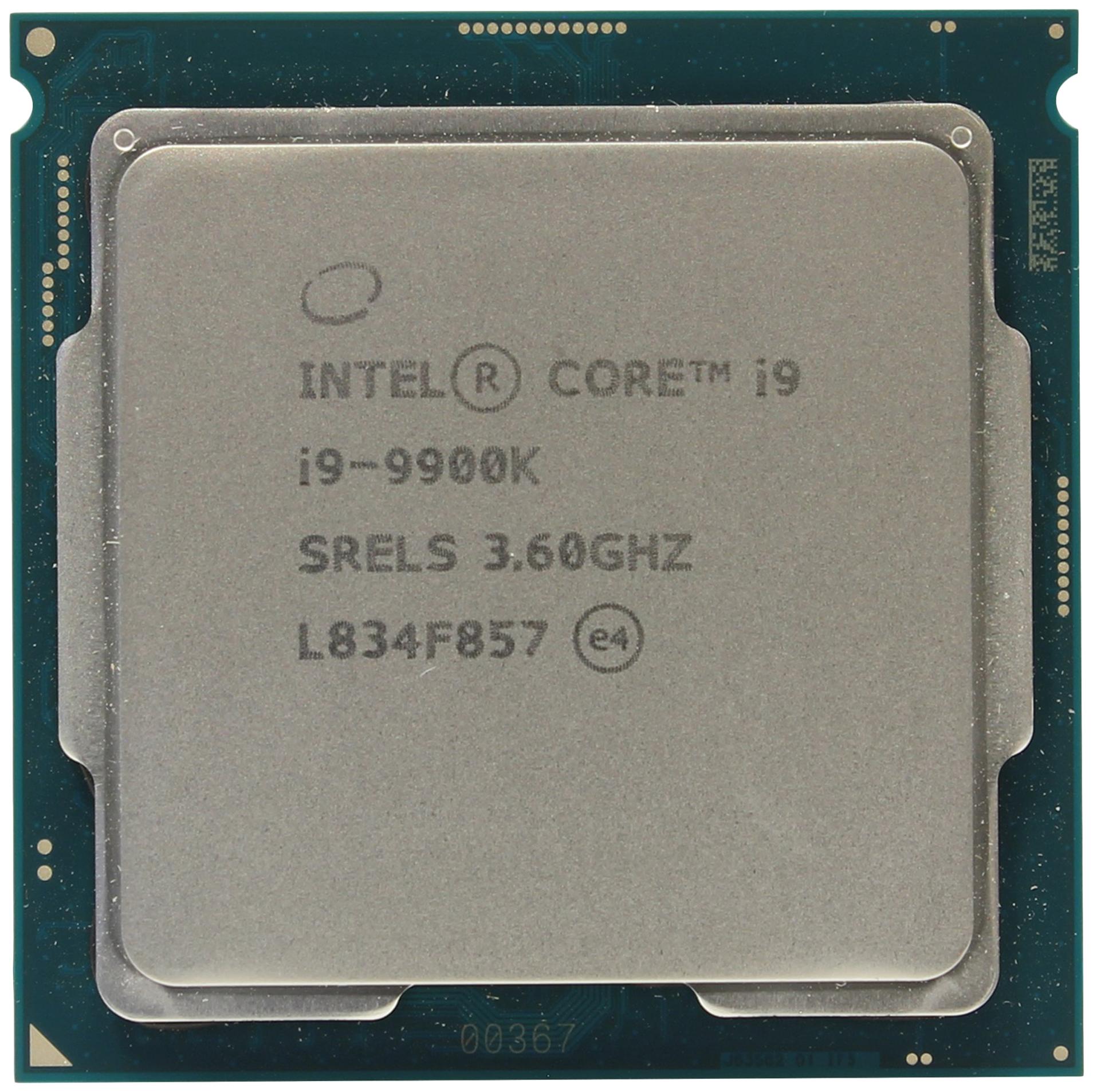 INTEL CORE I9-9900K COFFEE LAKE (3600MHZ, LGA1151 V2, L3 16386KB) (OEM)