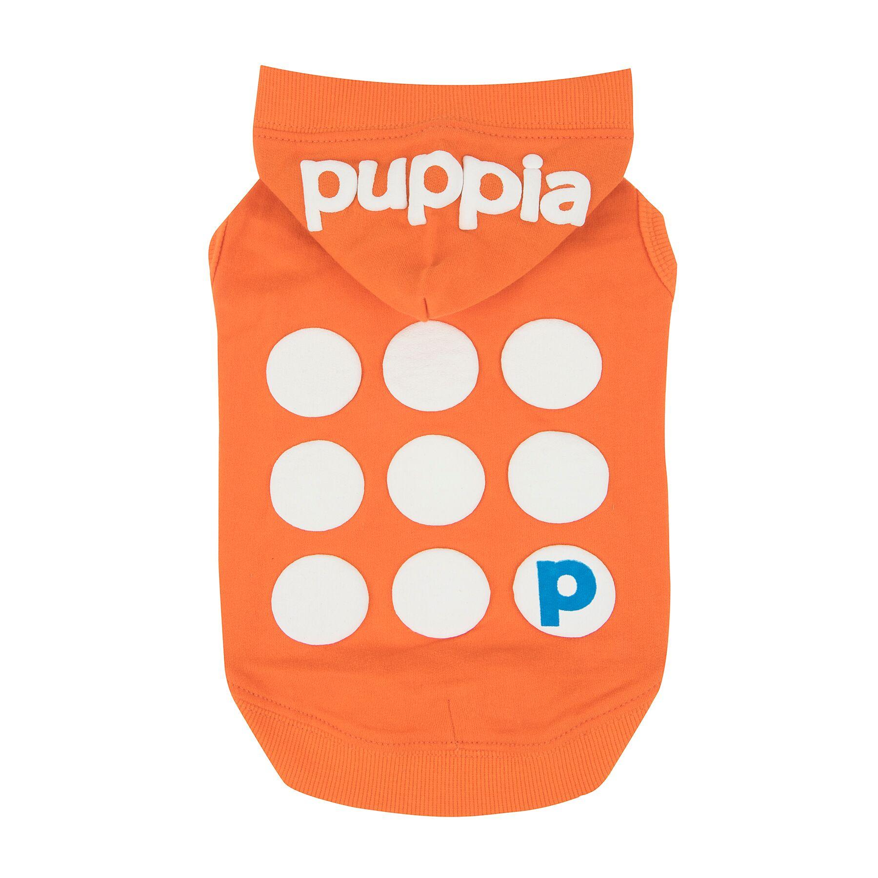 Футболка с капюшоном для собак Puppia Emmy