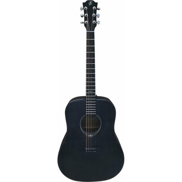 Акустическая гитара FLIGHT D-435 BK фото