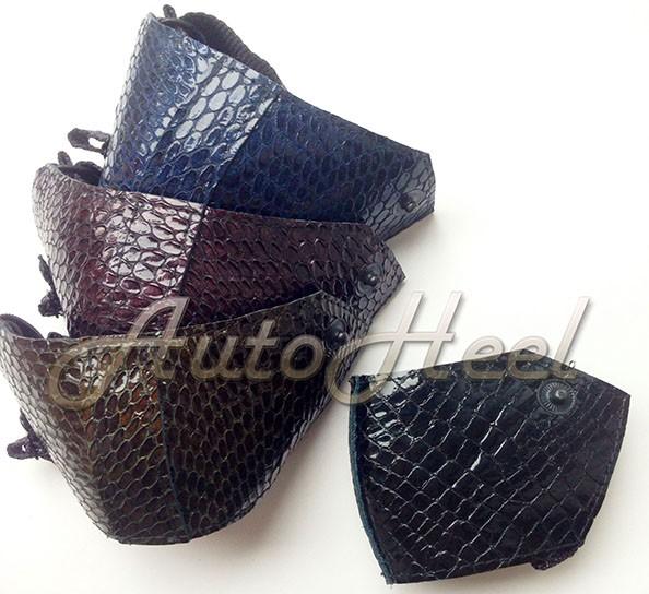 Автопятка для женской обуви Autoheel Classic (под каблук, кроко-лак)