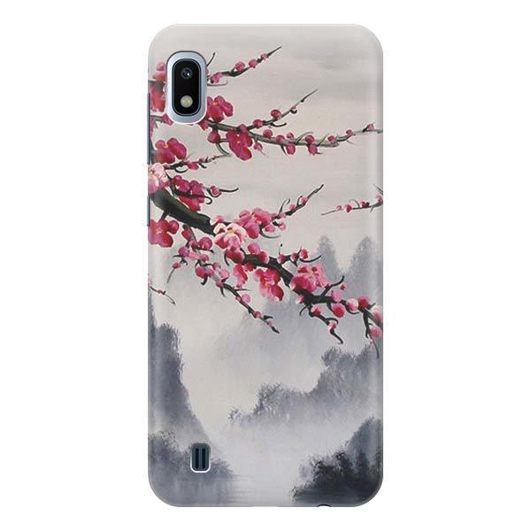 Чехол Gosso Cases для Samsung Galaxy A10 «Сакура»