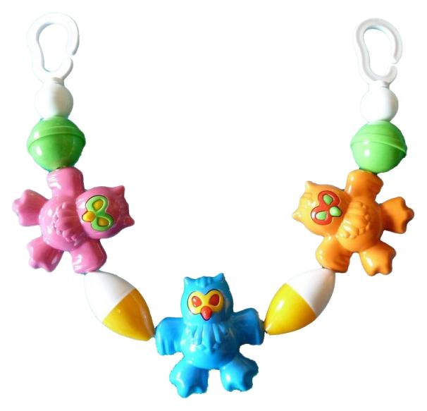 Купить Погремушка-подвеска Аэлита «Совята-внучата» 2С436, АЭЛИТА, Подвесные игрушки