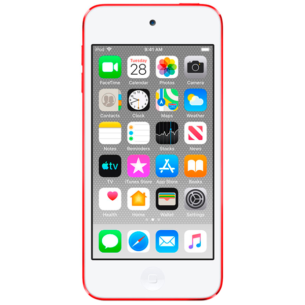 APPLE IPOD TOUCH 128GB (PRODUCT)RED (MVJ72RU/A)