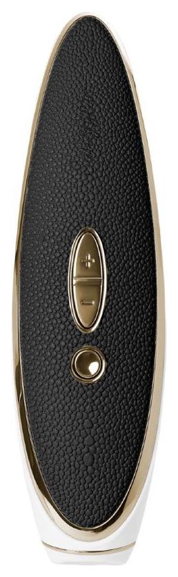 Вакуумно-волновой стимулятор клитора Satisfyer Luxury Haute Couture с вибрацией фото