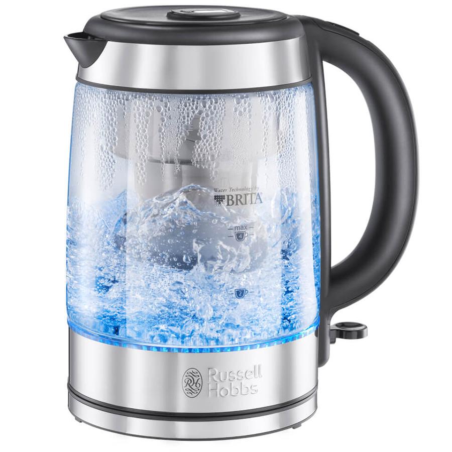 Чайник электрический Russell Hobbs Clarity (Brita) Glass